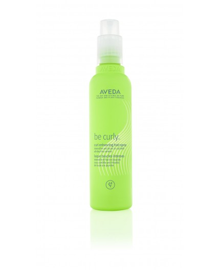 Be Curly Curl Enhancing Hair Spray